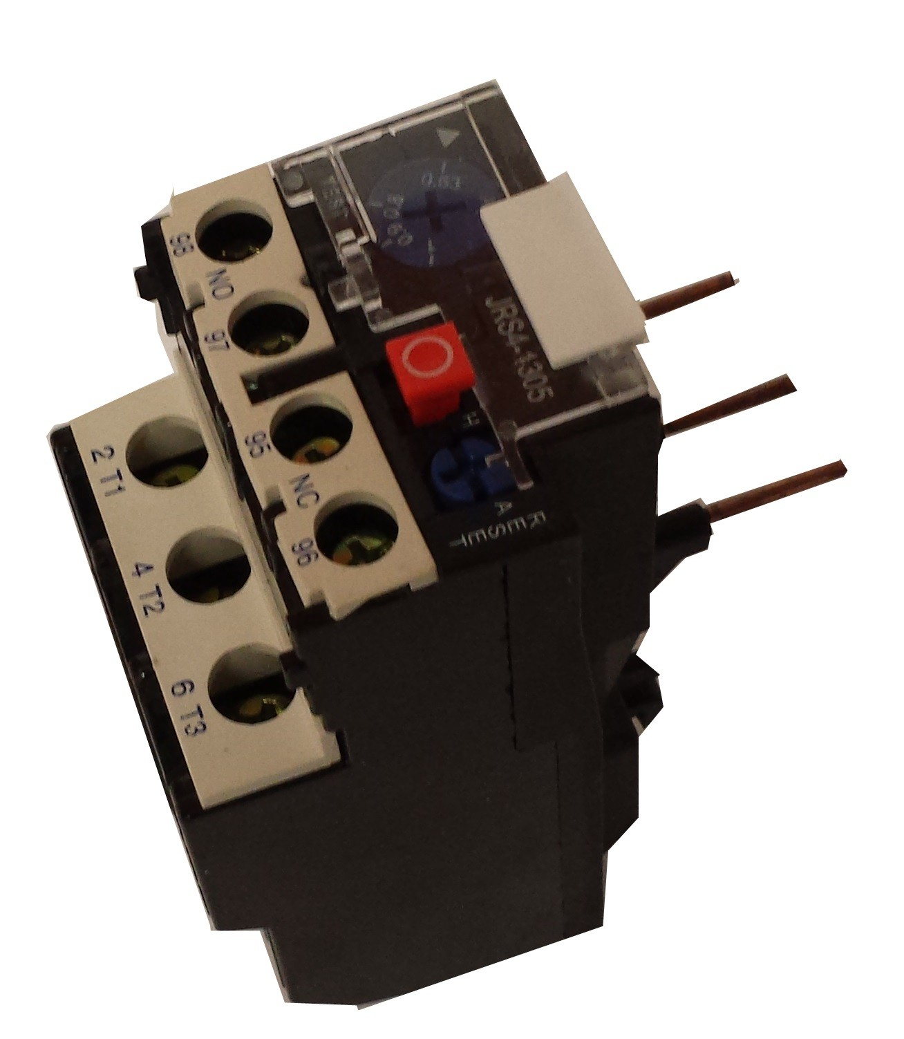 regulation thermal relay 4 a 6 Amp